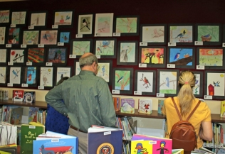 CCBC Art Show Exhibit 2019 72